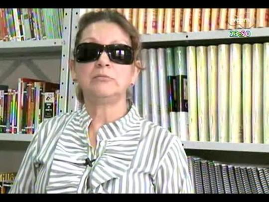 Mãos e Mentes - Psicóloga da ONG Rumo Norte Vitória Bernandes - Bloco 4 - 08/04/2014