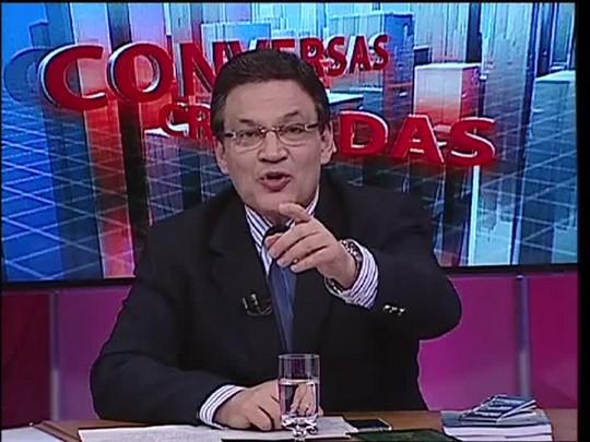 Conversas Cruzadas - Especialistas em direito e ciências políticas debatem as eleições de outubro - Bloco 3 - 16/06/2014