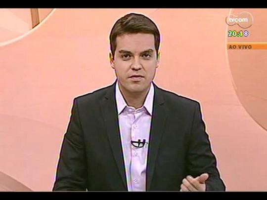 TVCOM 20 Horas - A Copa do Mundo e a telefonia móvel - Bloco 2 - 18/06/2014