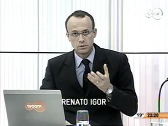 Conversas Cruzadas - Regiôes Metropolitanas Grande Florianópolis - Bloco 2 - 24/06/14