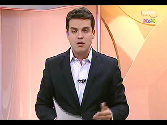 TVCOM 20 Horas - Polícia descobre veículos clonados na frota que a Prefeitura loca de empresa - Bloco 3 - 31/07/2014