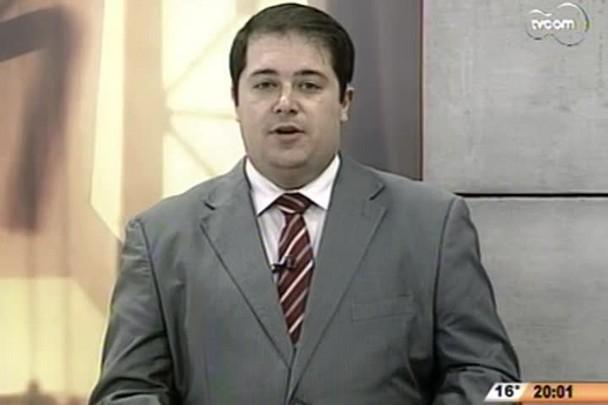 TVCOM 20 Horas - Deic captura líder de quadrilha responsável por mais de 200 assaltos no RS - 1º Bloco - 04/08/14