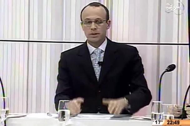 Conversas Cruzadas - Movimento Floripa Te Quero Bem analisa o Plano de metas da Capital - 4º Bloco - 26/08/14