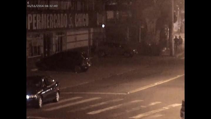 Acidente mata duas pessoas em Florianópolis