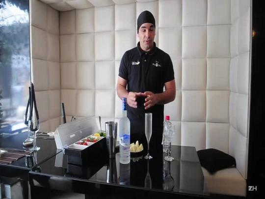 Aprenda a fazer o drink servido no Oscar
