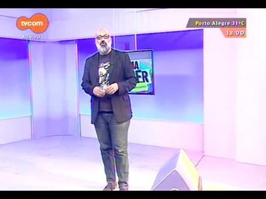 """Programa do Roger - Clipe \""""Ao Que Virá\"""", Fantomáticos - Bloco 2 - 25/11/2014"""
