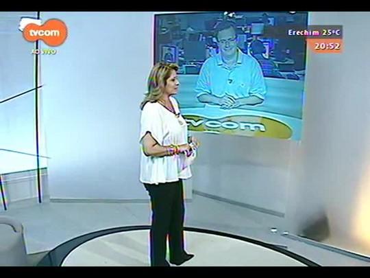 TVCOM Tudo Mais - Rodrigo Lopes fala sobre o novo presidente do Uruguai Tabaré Vázquez
