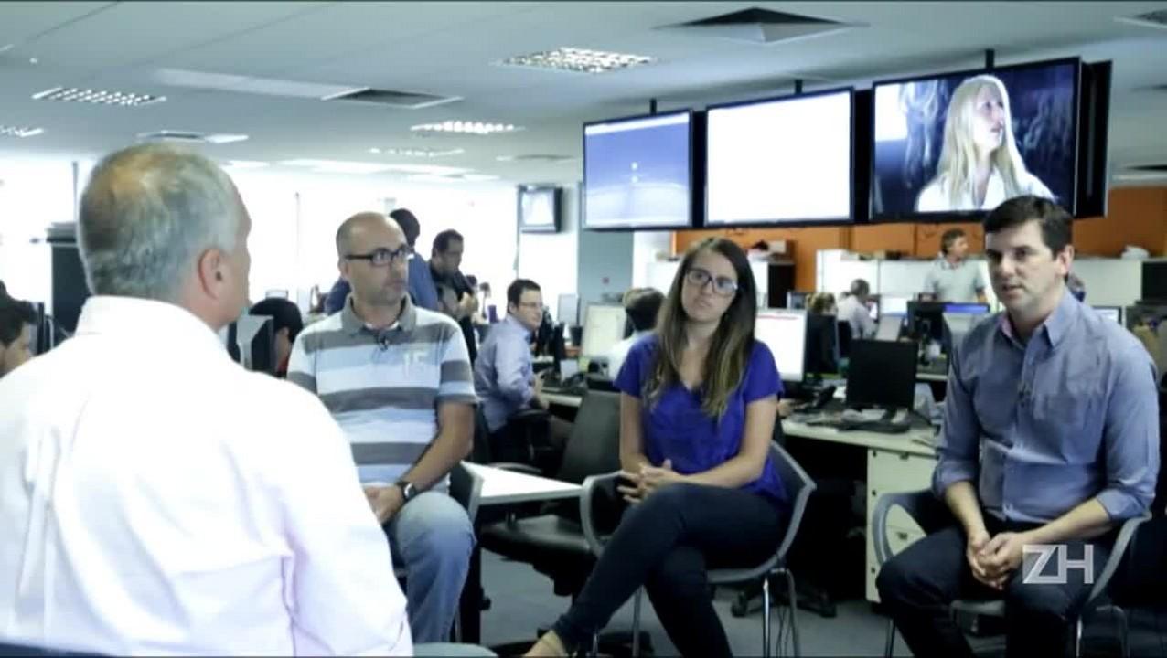 Eleições no Inter: ZH entrevista Marcelo Medeiros