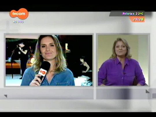 TVCOM Tudo Mais - Flavia Moraes fala sobre o evento Vox e o projeto \'The Communication Revolution\'