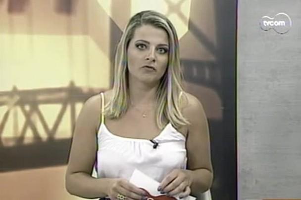 TVCOM 20h - Emissão de carteira de trabalho em Joinville é prejudicada por falha de instalação de novo sistema - 15.1.15