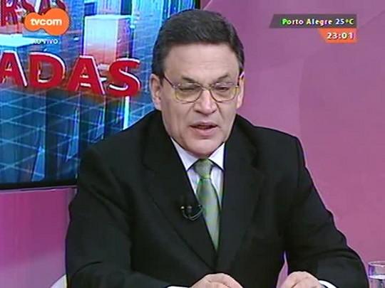 Conversas Cruzadas - Debate sobre a situação do Presídio Central - Bloco 3 - 12/03/15