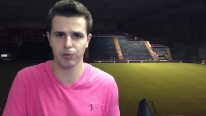 """Elton Carvalho: \""""JEC soube controlar as ações ofensivas do Figueirense\"""""""