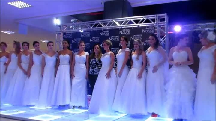 Noiva ganha casamento surpresa em Joinville