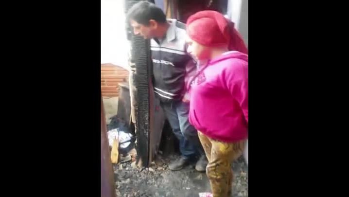 Duas crianças morrem carbonizadas em incêndio em Mafra