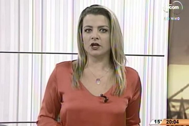 TVCOM 20 Horas - Polícia investiga assassinato de homem na Beira-Mar Norte de Florianópolis e confirma que homicídio tinha ligação com tráfico - 23.06.15