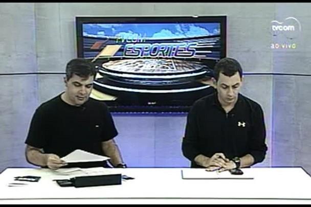 TVCOM Esportes. 1º Bloco. 03.09.15