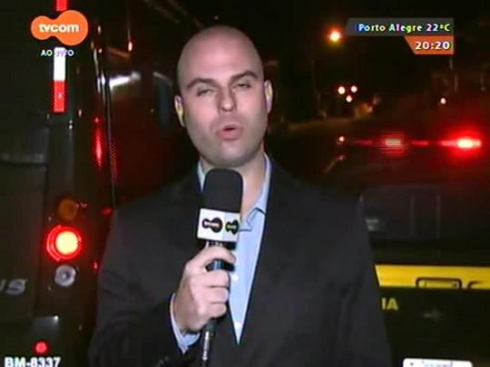 TVCOM 20 Horas - Brigada Militar faz operação no complexo da Grande Cruzeiro para conter onda de violência - 28/09/2015