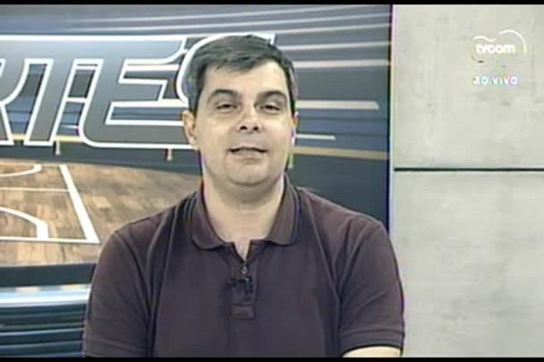 TVCOM Esportes. 2º Bloco. 01.10.15