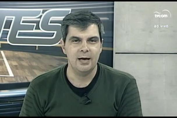 TVCOM Esportes. 3ºBloco. 22.10.15