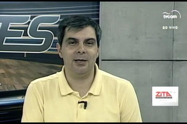 TVCOM Esportes. 2º Bloco. 06.11.15