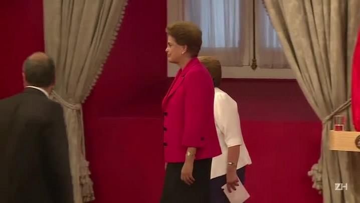 Dilma defende cooperação para enfrentar crise econômica