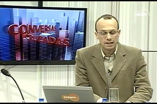 TVCOM. Conversas Cruzadas. 3º Bloco. 08.06.16