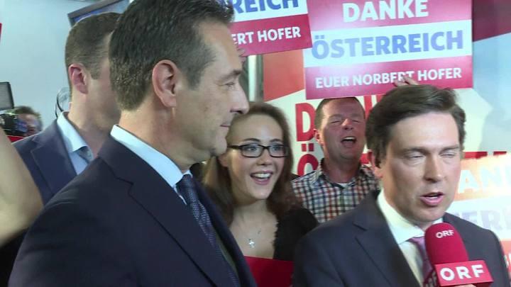 Eleição austríaca é anulada por irregularidades