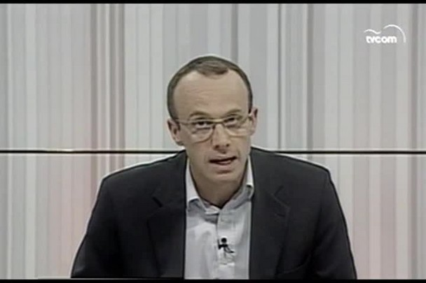 TVCOM Conversas Cruzadas. 1º Bloco. 30.06.16