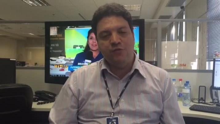 Gustavo Manhago projeta Brasil x Iraque pela Olimpíada 2016