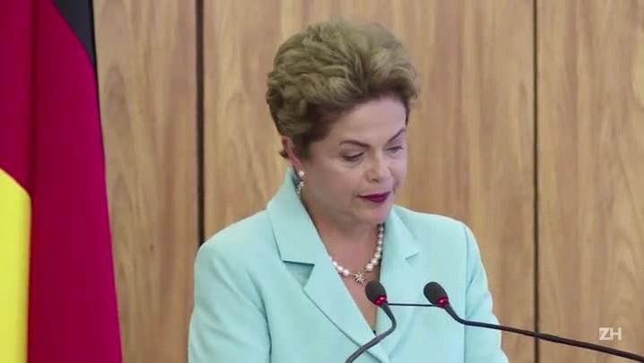 A trajetória de Dilma como presidente chega ao fim