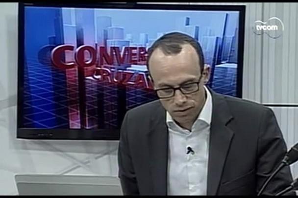 TVCOM Conversas Cruzadas. 4º Bloco. 22.09.16