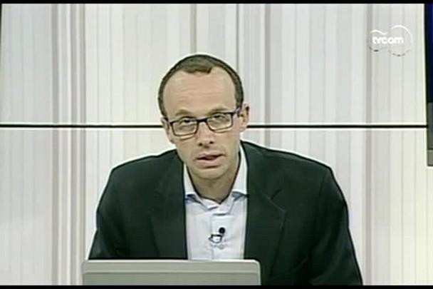 TVCOM Conversas Cruzadas. 1º Bloco. 03.10.16