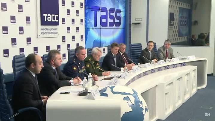 Avião russo caiu por 'funcionamento anormal'
