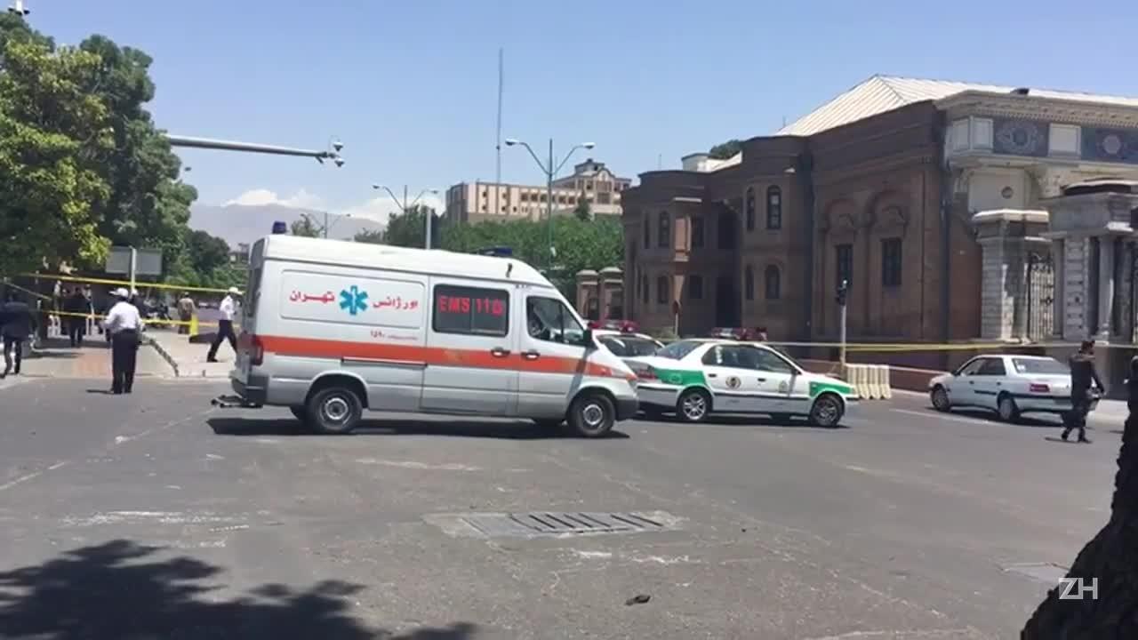 Irã: Parlamento e mausoléu Khomeini são alvos de ataques
