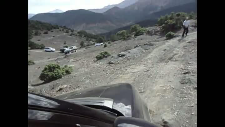 Expedição de lançamento do novo Range Rover Vogue