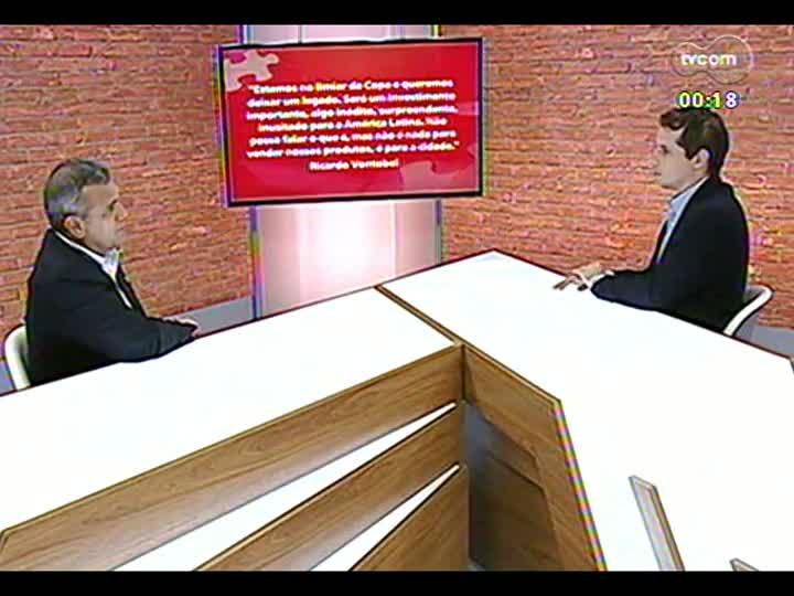 Mãos e Mentes - Ricardo Vontobel, presidente da Vonpar - Bloco 4