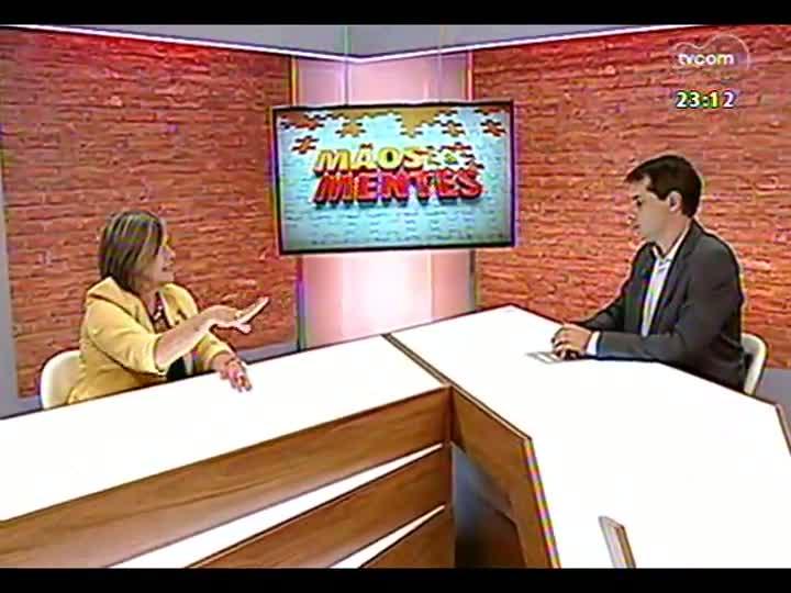 Mãos e Mentes - Advogada especialista em Direito da Família e Direito Homoafetivo Maria Berenice Dias - Bloco 2 - 17/02/2013
