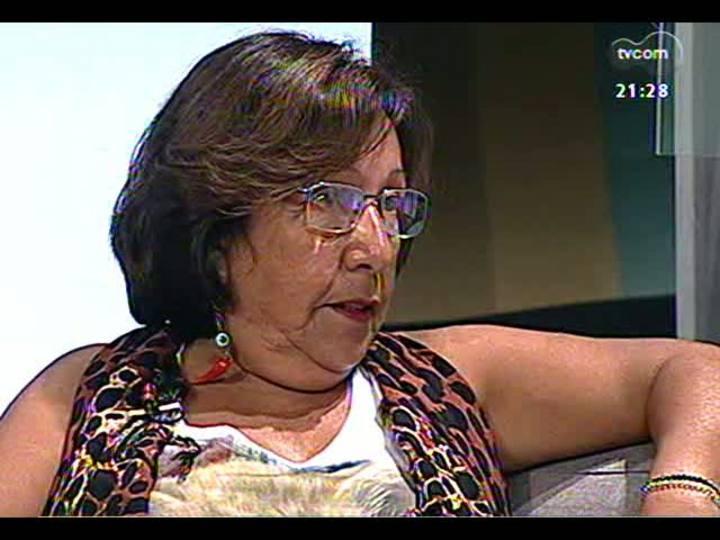TVCOM Tudo Mais - Gaúcha de 64 anos que voltou a estudar