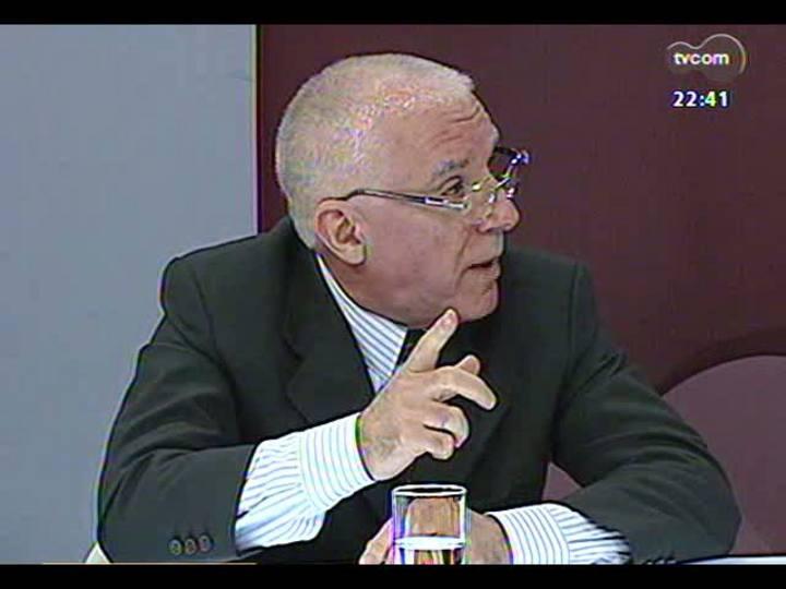 Conversas Cruzadas - Aumento da taxa Selic: consequências para a economia brasileira e em que medida isso poderá conter o crescimento da inflação - Bloco 3 - 18/04/2013