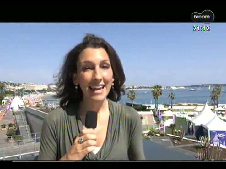 TVCOM Tudo Mais - TVCOM 360: Direto de Cannes, Helena Coelho traz informações do Festival Internacional de Criatividade Cannes Lions