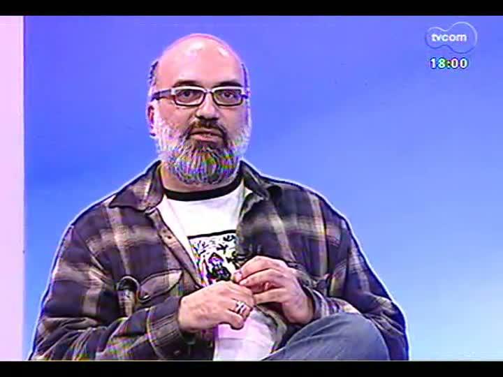 Programa do Roger - Teatro: Zé Adão Barbosa e Gustavo Susin falan do musical \'O apanhador\' - bloco 2 - 07/08/2013