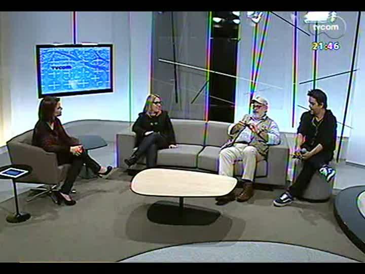 TVCOM Tudo Mais - Dia Mundial da Fotografia: bate-papo com três profissionais - Bloco 2