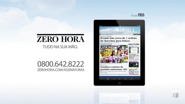 Leia na Zero Hora desta quinta-feira (18/09/2013)