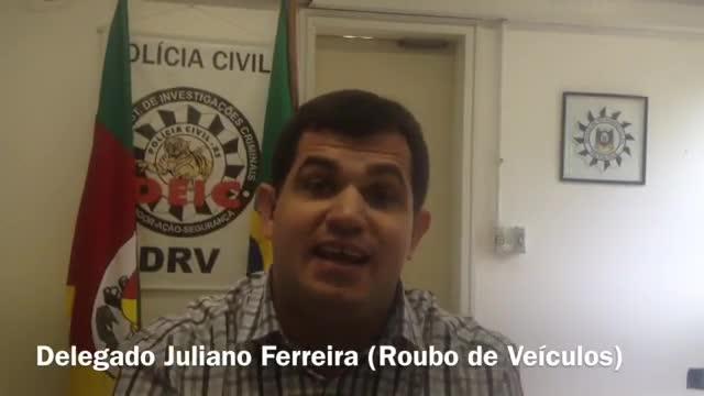 Criminosos usavam classificados para vender carros roubados em Porto Alegre - 04/11/2013