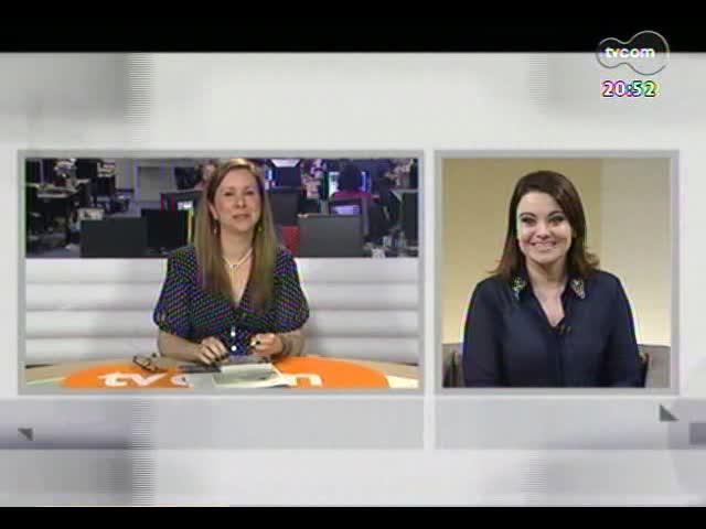 TVCOM Tudo Mais - Eleone Prestes fala sobre a última semana do Casa&Cia