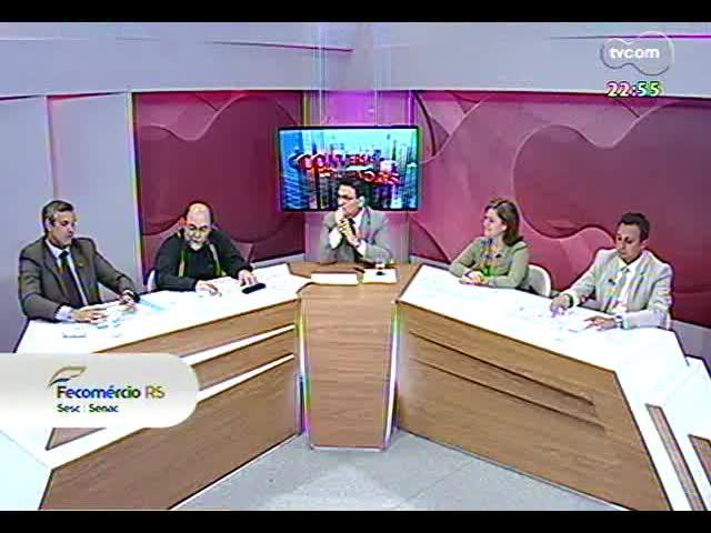 Conversas Cruzadas - Debate sobre os buracos constantes na área do Conduto Álvaro Chaves - Bloco 3 - 21/11/2013