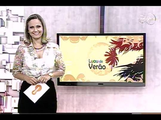 TVCOM Tudo+ - Luau de verão - 13/01/14
