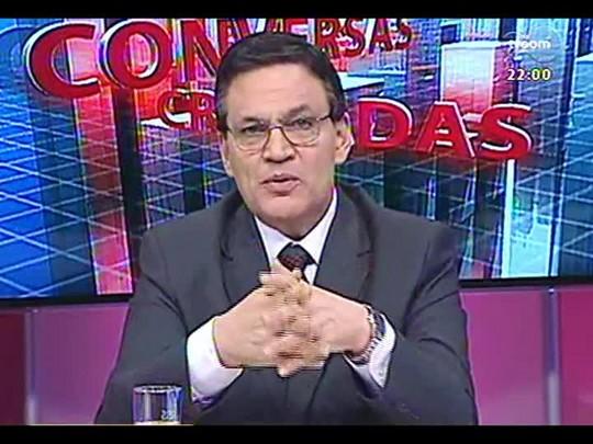 Conversas Cruzadas - Debate sobre a renegociação da dívida dos estados - Bloco 1 - 14/02/2014