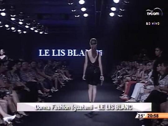 Donna Fashion Iguatemi - Le Lis Blanc - 08/04/14
