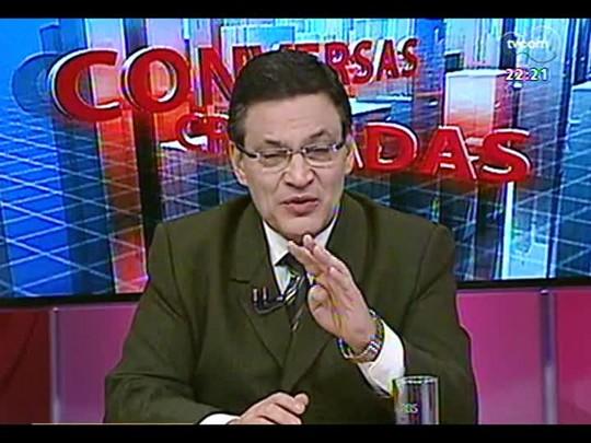 Conversas Cruzadas - Debate sobre as articulações políticas para as eleições de outubro - Bloco 2 - 30/05/2014